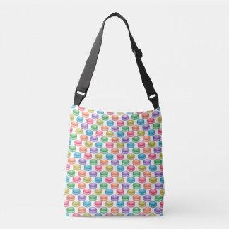 Pop Art Cookies Colorful Macarons Tote Bag