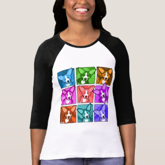 Pop Art Corgi T-Shirt