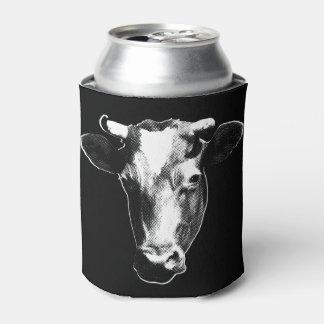 Pop Art Cow Can Cooler