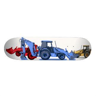 Pop Art Diggers - Construction Skateboard
