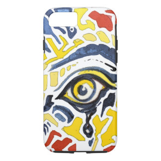 Pop Art Eyes Phone Case