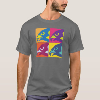Pop Art Falcon Spirit T-Shirt