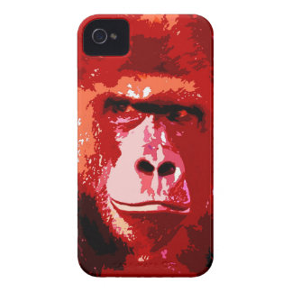 Pop Art Gorilla iPhone 4 Cover