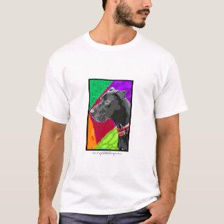 Pop Art Great Dane T-Shirt