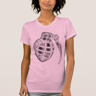 Pop art grenade T-Shirt