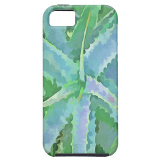 Pop Art Grey Green Aloe iPhone 5 Covers