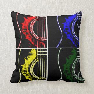 Pop Art Guitars Cushions