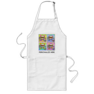 Pop Art HAMBURGER APRON