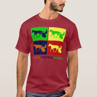 Pop Art Harness T-Shirt