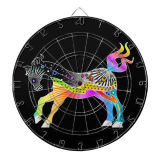 Pop Art HORSE Dart Board