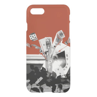 Pop Art iPhone 7 Case poker
