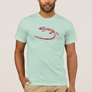 Pop Art Lizard T-Shirt