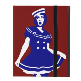Pop Art - Maritime sexy Seemannsbraut iPad Cases