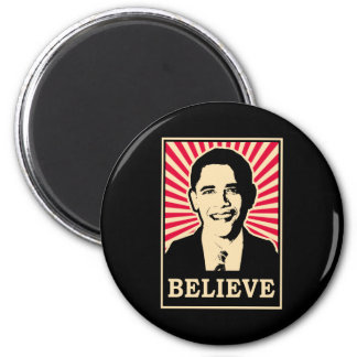 Pop Art Obama 6 Cm Round Magnet