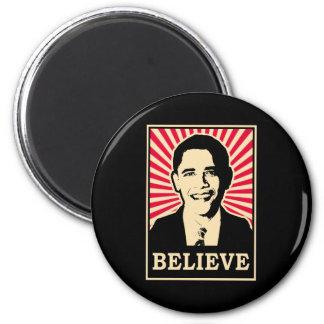 Pop Art Obama Magnets