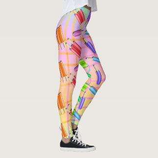POP ART POPSICLES LEGGINGS
