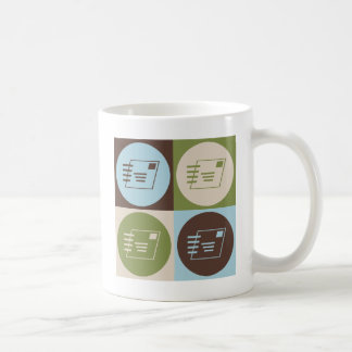 Pop Art Postal Service Mugs