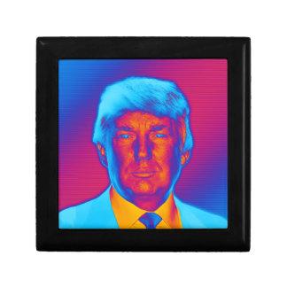 Pop Art President Trump Gift Box