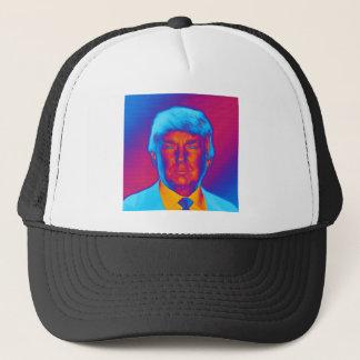 Pop Art President Trump Trucker Hat