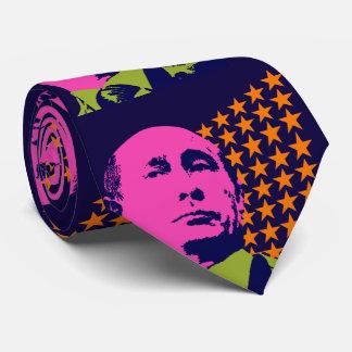Pop Art Putin Tie