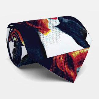 Pop Art Self Portrait Tie