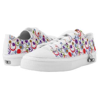pop art shoes printed shoes