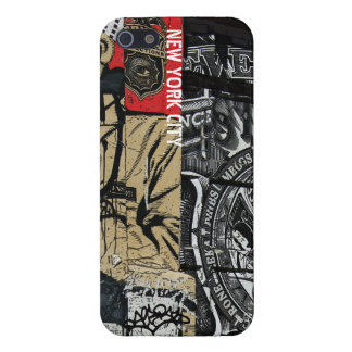 Pop Art Soho Graffiti Street Arts iPhone 5 Case