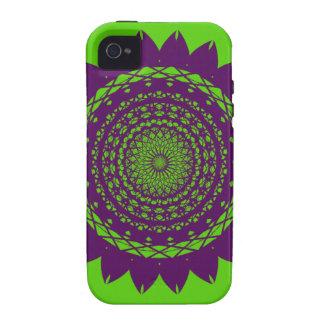 Pop Art Sunflower Vector iPhone 4 Covers