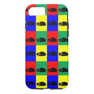 Pop Art Tabby Cat iPhone 7 Case