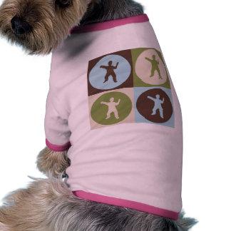 Pop Art Tai Chi Pet Clothes
