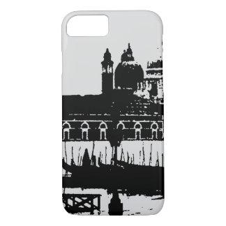 Pop Art Venice Italy Travel iPhone 7 Case