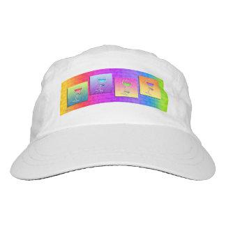 POP ART WINE HAT