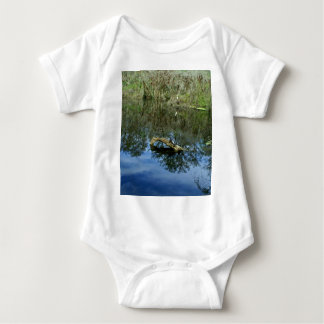 Pop Ash Pond Baby Bodysuit