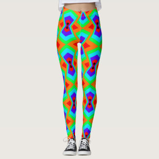 POP bright leggings