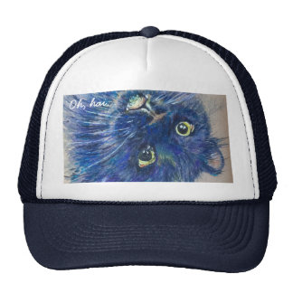 Pop Cat Series - 02 Jasper Trucker Hat