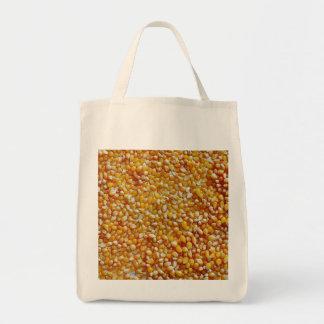 Pop Corn Kernels Tote Bag