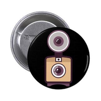 Pop Culture Camera Button
