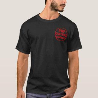 Pop Culture Crunch Basic Dark T-Shirt