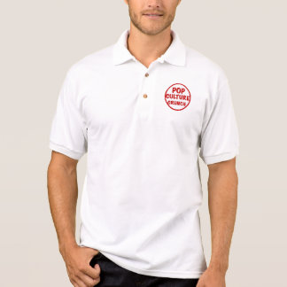 Pop Culture Crunch Polo Shirt