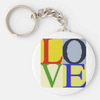 POP CULTURE LOVE KEYCHAINS