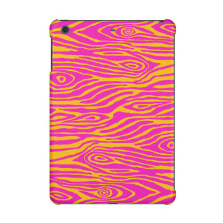 Pop Faux Bois iPad Mini Case