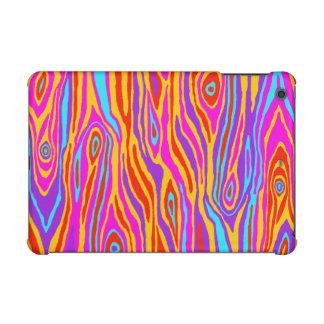 Pop Faux Bois iPad Mini Cover