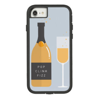 Pop Fizz Clink Bottle Fun iPhone Case