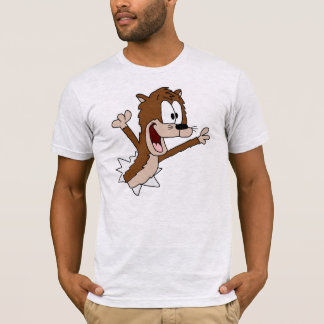 Pop Goes the Weasel! T-Shirt