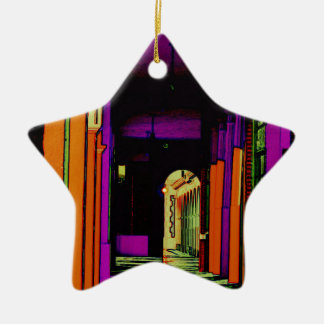 Pop Hallway Ceramic Ornament