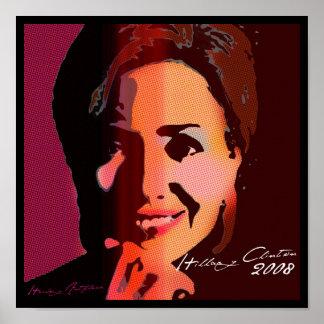 Pop_Hilary Poster