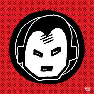 Iron Man Symbol Gifts on Zazzle AU