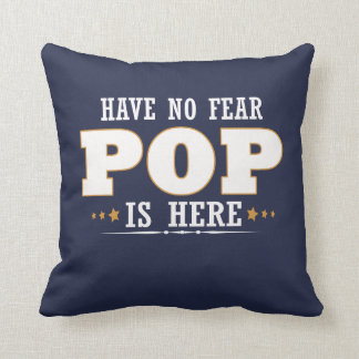 POP IS HERE CUSHION