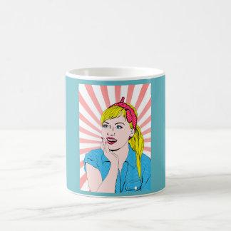 Pop kind cup