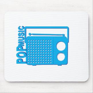 Pop Music Mousepads